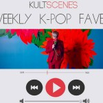 Weekly K-pop faves April 10-16