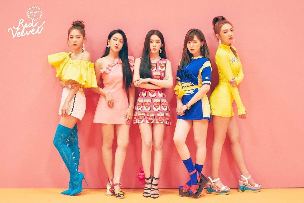 red velvet power up summer magic album review song