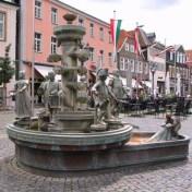 Bürgerbrunnen am Marktplatz