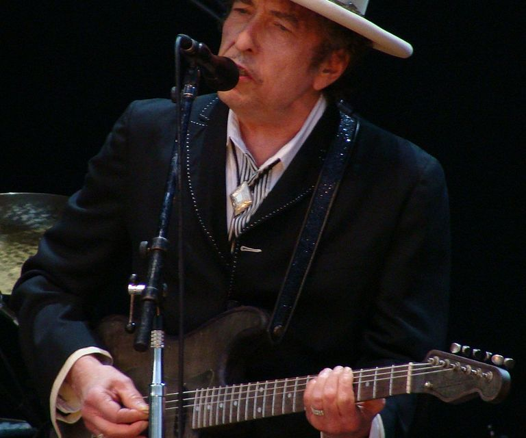 Scheck die Geisel: Dylan und der Nobelpreis