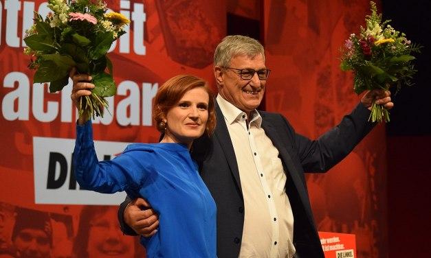 Linke Positionen gefestig: Der Parteitag der LINKEN in Leipzig