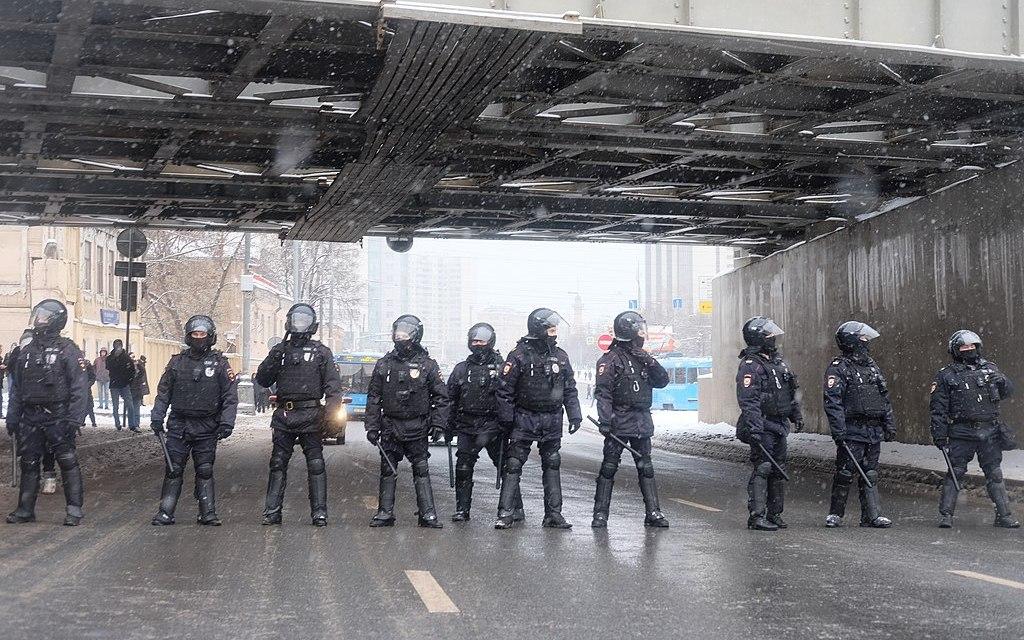 Russland: Citoyens gegen Zar