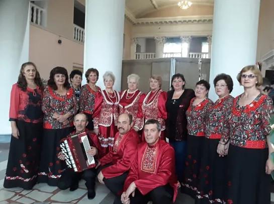 Краевой фестиваль-конкурс народного творчества среди людей старшего поколения «Мы молоды душой»