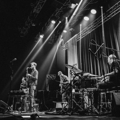 Donna McCaslin, koncert 15. 3. 2018, Sono