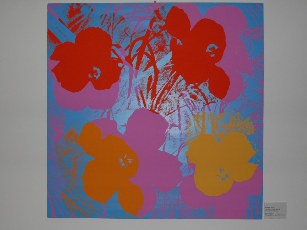 Pop Art - Andy Warhol (3/6)