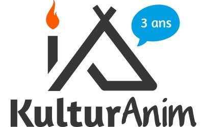 Concours : KulturAnim a trois ans !