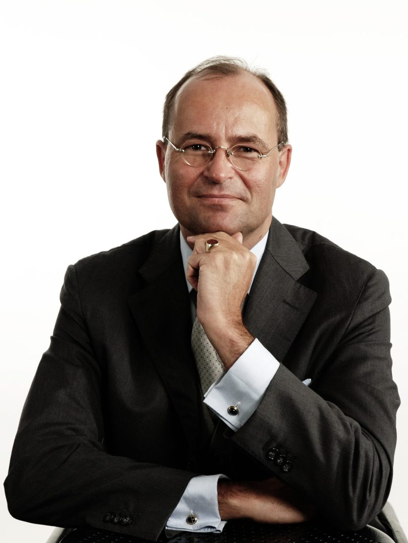 Sven Kielgas Portrait