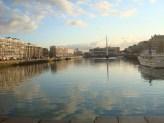 Eine Stadt wie ein Gemälde! Recherchereise für einen Artikel für die Süddeutsche Zeitung über den Filmdrehort Le Havre im Dezember 2011.