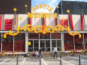 """""""Bestie Mensch"""" - Motto der Schillertage 2007"""