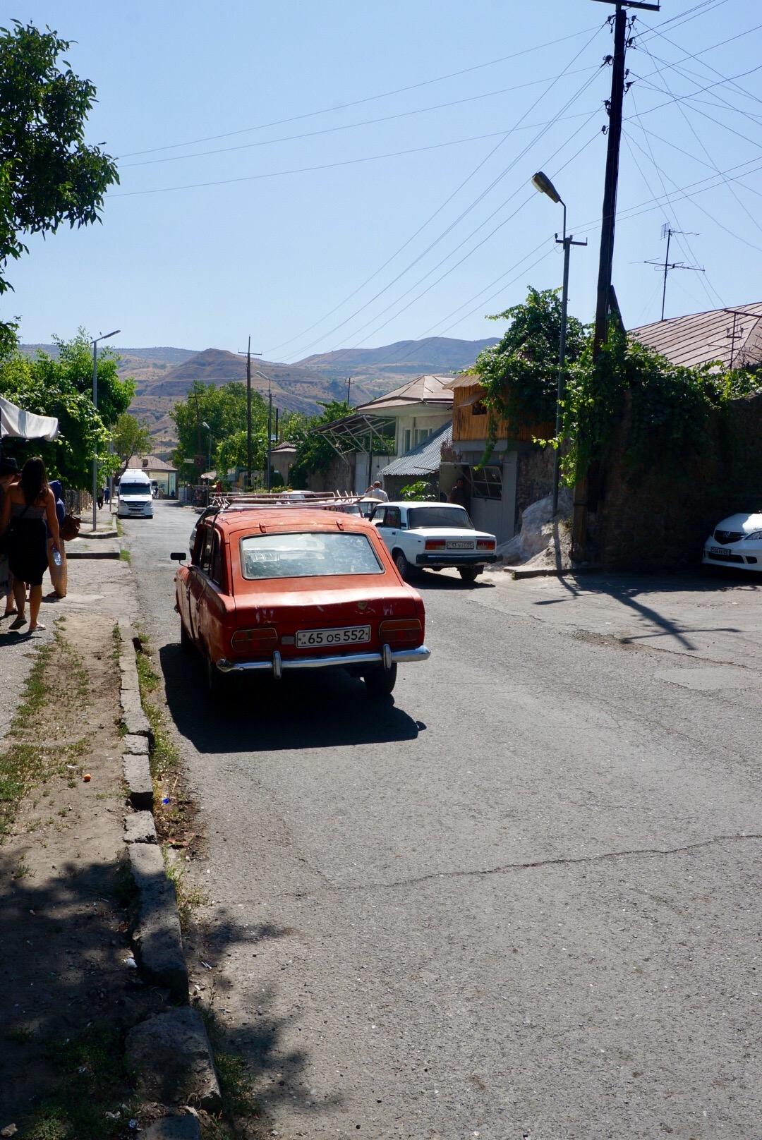 Impressionen aus Armenien