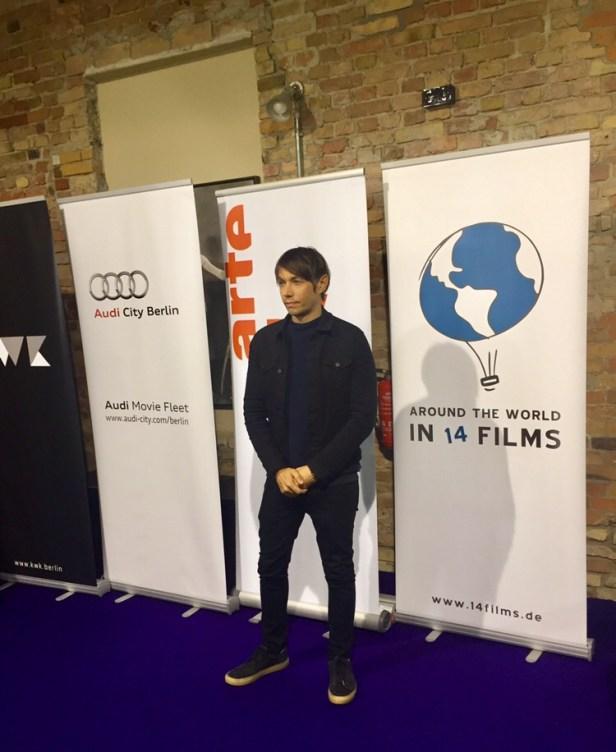 "Der Regisseur Sean Baker (""The Florida Project"" auf dem Around the World in 14 Films-Festival in Berlin Ende November 2017"