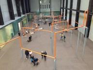Zu Besuch in der Londoner Tate Modern, Dezember 2017