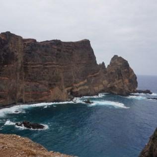 Entlang der Ponta de São Lourenço