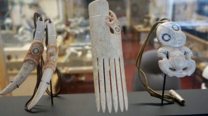New Zealand Maori Arts and Crafts Institute at Te Puia