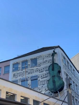 Auch bei diesem ersten Stadtspaziergang habe ich schöne Ecken in Dortmund gefunden wie das Konzerthaus Dortmund