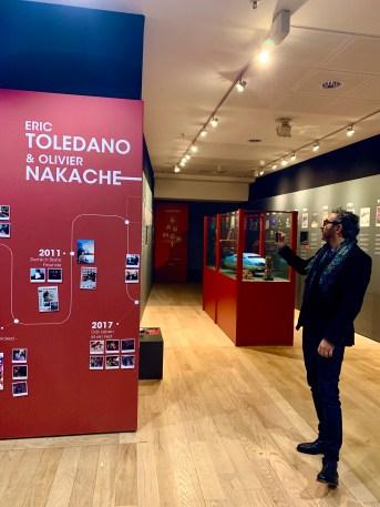 Die Gaumont-Ausstellung im Institut français
