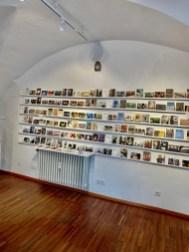 Zu Gast in der in diesem Jahr neu eröffneten art postal-Dependance in Salzburg