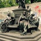 Schillerdenkmal im Schillerpark