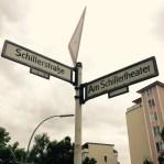 Schillerstraße Ecke Am Schillertheater.