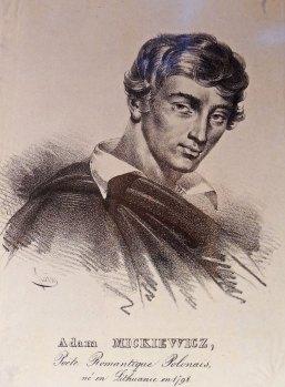 Autor Adam Mickiewicz