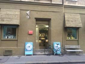 Salon für Kunstbuch in der Mondscheingasse