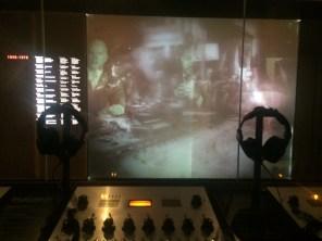 """Museum-Installation in Erinnerung an """"Freies radio Polen"""""""