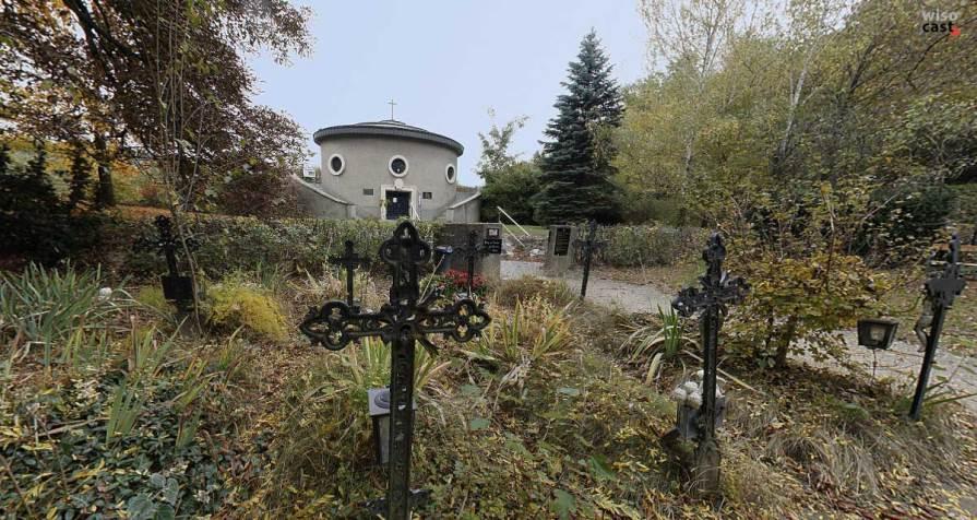 Am Friedhof der Namenlosen