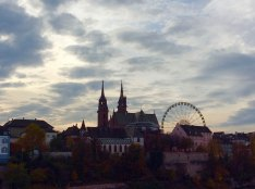 Basel im Herbst