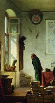 Carl Spitzweg, Der Kaktusliebhaber, 1850 © Museum Georg Schäfer, Schweinfurt Foto   Photo: Museum Georg Schäfer, Schweinfurt