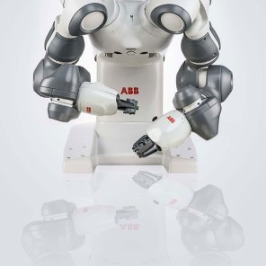 ABB Ltd., YuMi®, dual-arm industrial robot, 2015; Kollaborativer Roboter © ABB Ltd.