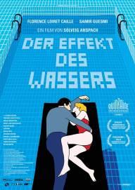 """Filmplakat """"Der Effekt des Wassers"""""""