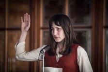 Nora (Marie Leuenberger) macht sich für die Frauenrechte stark © Alamode Film