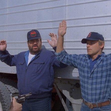 """Bud Spencer und Terence Hill in """"Zwei bärkenstarke Typen"""" © Epofilm / Buddy Lane Productions / Thimfilm"""