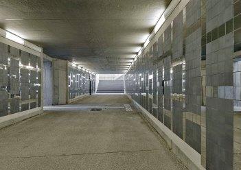Gerold Tagwerker, mirror.grid_passage, 2012 Fotos © Iris Ranzinger, 2012