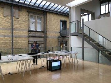 Die documenta 14 zu Gast im Museum für Sepulkralkultur