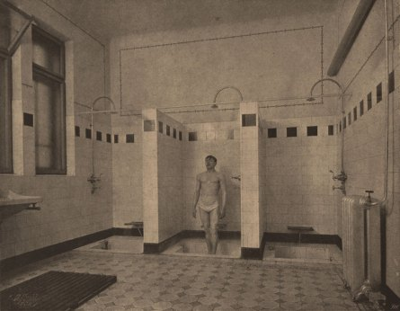 Arbeiterbäder, Gaswerk Wien-Leopoldau, 1912 © Wienbibliothek