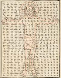 Hrabanus Maurus De laudibus sanctae crucis 3. Drittel 9. Jahrhundert, Handschrift 1605, Druck auf Papier
