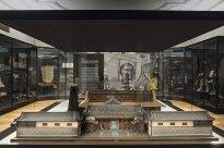 """Einblick Saal """"1873 – Japan kommt nach Europa"""" © KHM-Museumsverband"""