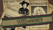 Who was Emmeline Pankhurst? Katie Steed, UK 2 016, 2'34 ( Social Changes, Politics and Women's Suffrage)
