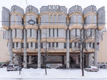 O.-Gurevich / V. Zhukov: Hotel Rus