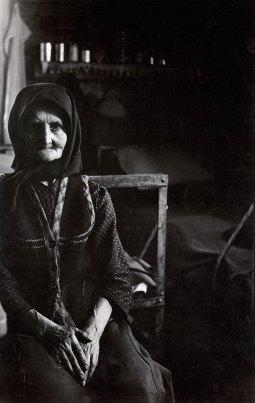 In einem Flüchtlingslager 1948 © Sammlung Julius Hummel Wien