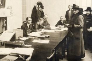 Frauenwahlrecht in Wien (1919) aus Felix Czeike: Historisches Lexikon Wien