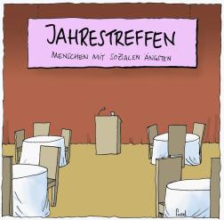 Fussel - SozialeAengste