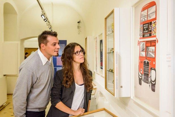 Im Esperantomuseum © Österreichische Nationalbibliothek