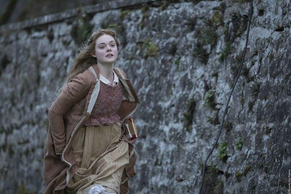Elle Fanning als Mary Shelley © 2018 Polyfilm Filmverleih GmbH