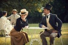 Keira Knightley und Dominic West als Willy © Filmladen Filmverleih