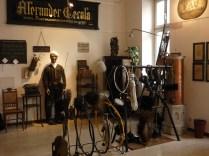 Ohne Eintritt ins Rauchfangkehrermuseum