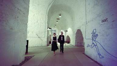 Anna Maria Krassnigg (Künstlerische Leitung) und Christian Mair (Kaufmännische Leitung) © Christian-Mair