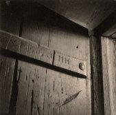 Zellentür im Gefängnis von Neulengbach © Alessandra Comini