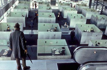 "Special: Analog Pleasure ""Playtime"", Jacques Tati, F, 1967,"
